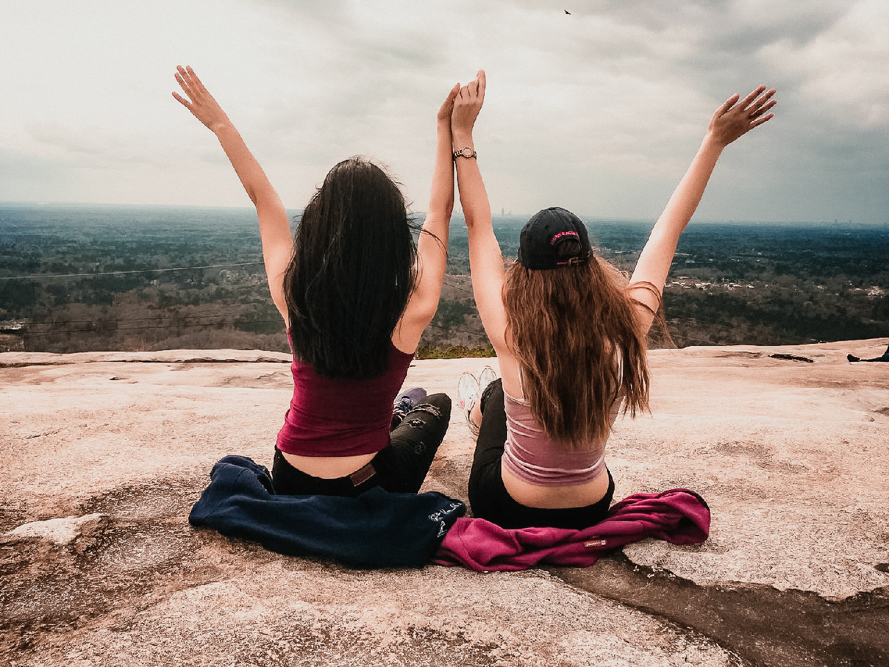 Adventure hike on stone mountain georgia 10 reasons to study abroad