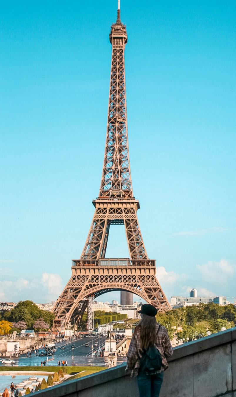 Place du trocadero paris Top 10 Photo Spots in Paris