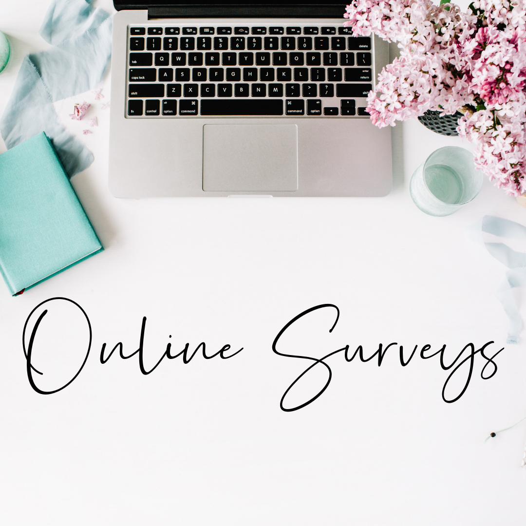 online surveys Ways to make money as a student