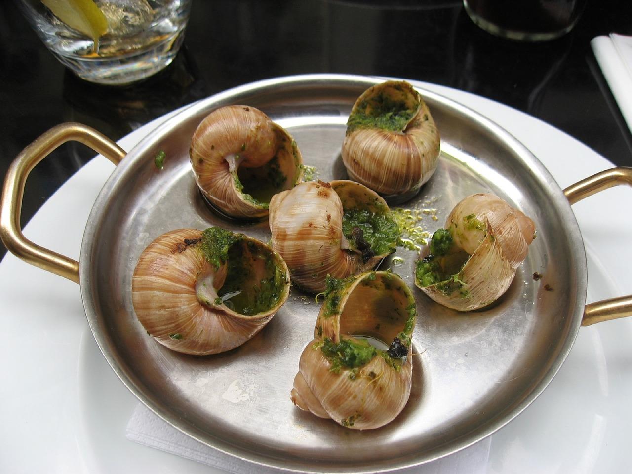 Escargots Ultimate Paris Food Guide