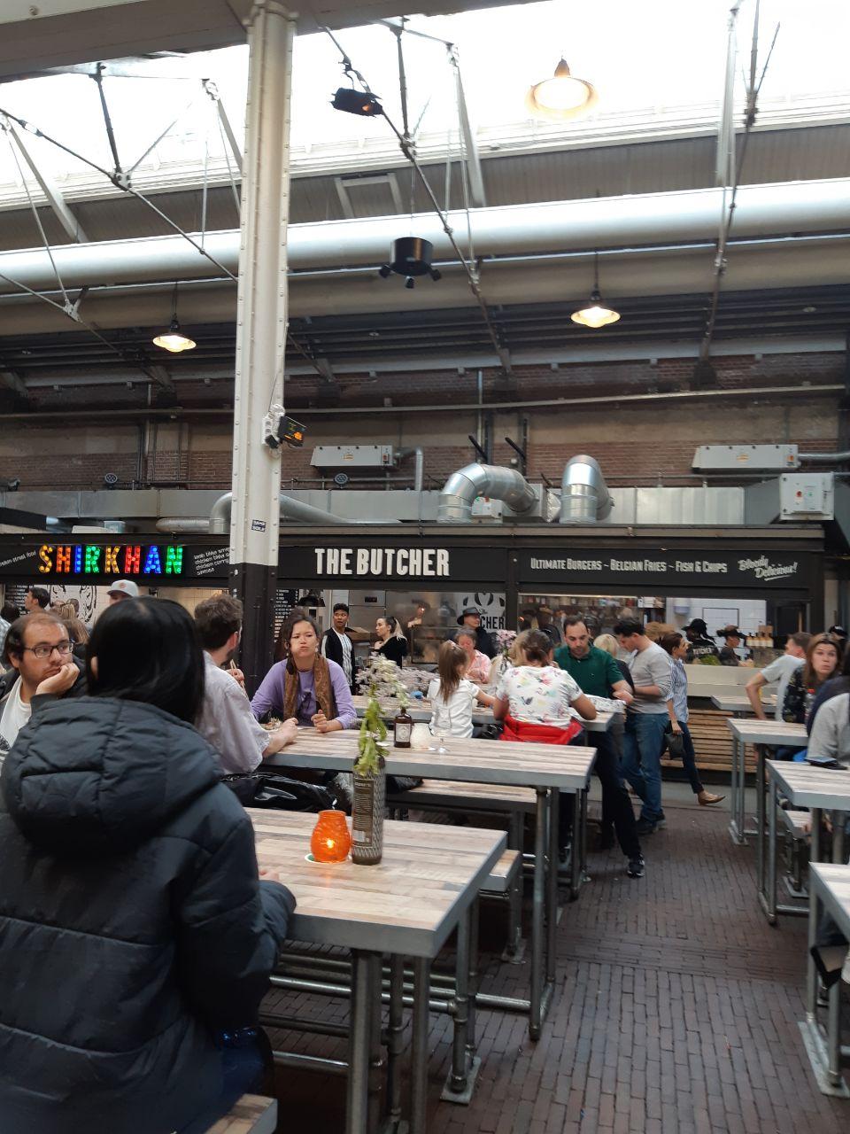 food hallen amsterdam