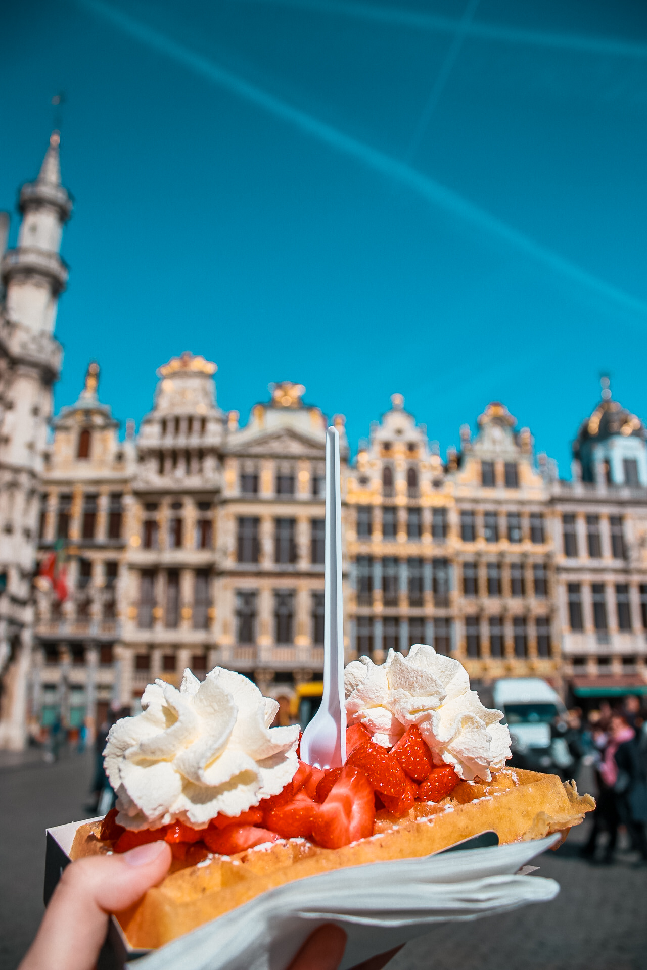 Brussels Europe interrail trip 2 week itinerary