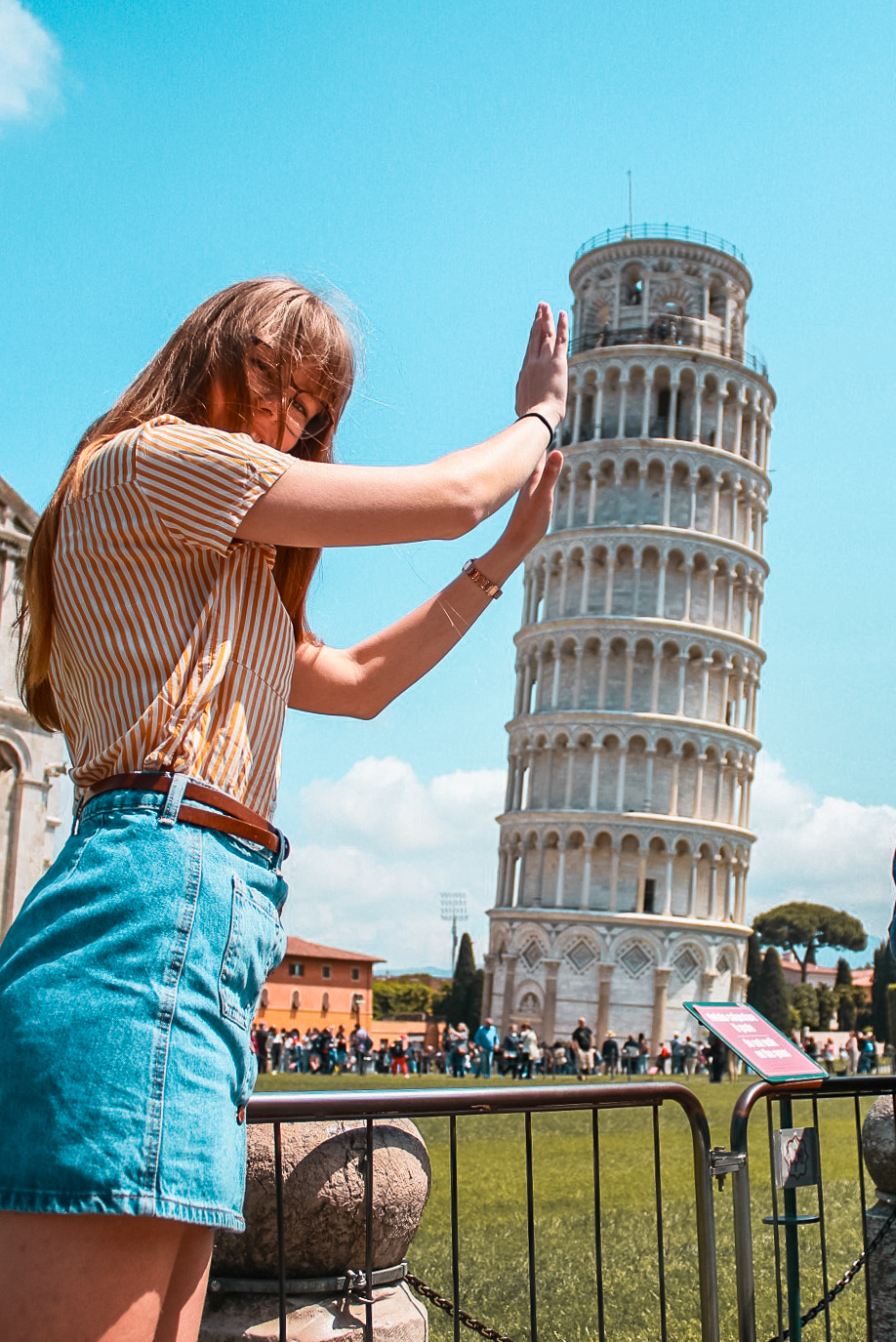 Pisa travel photography