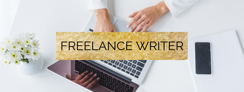freelance writer as online job for students