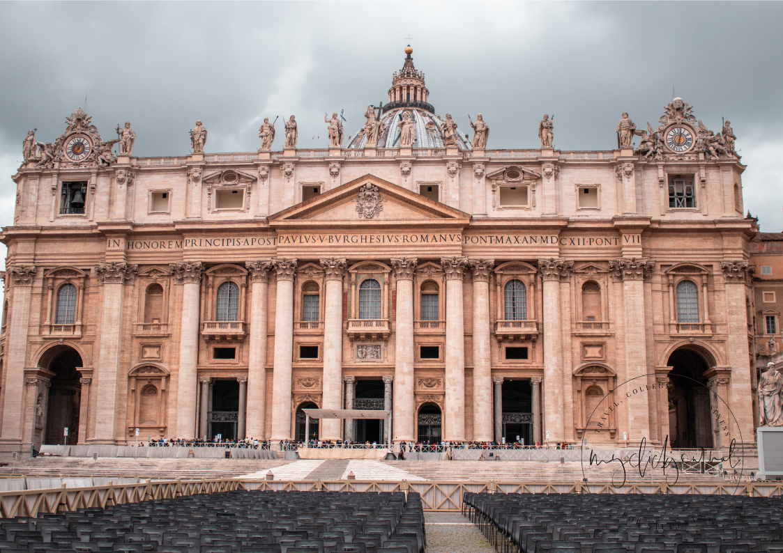 vatican city- rome in 3 days itinerary