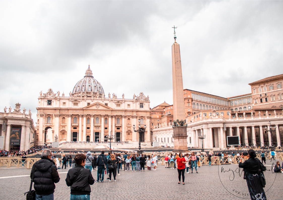 the vatican - rome in 3 days itinerary