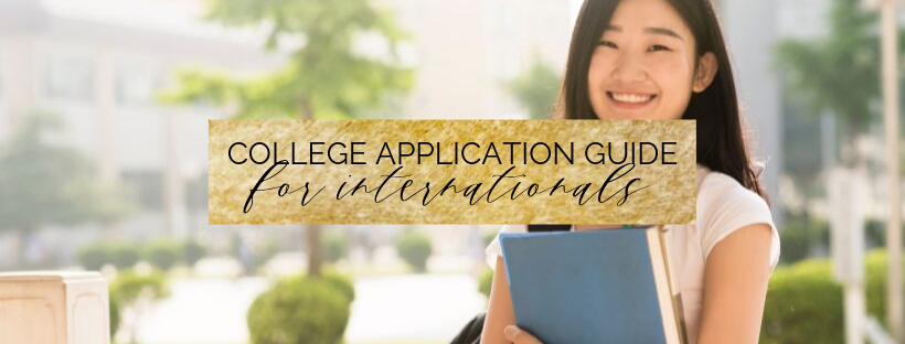Applying to College as an International student