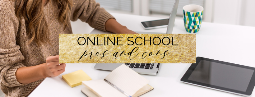 online school pros and cons