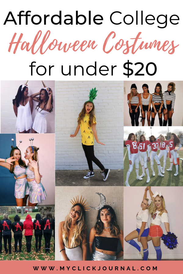 affordable college halloween costumes