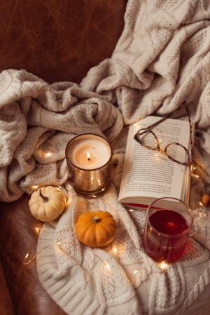 fall bucket list- read a book