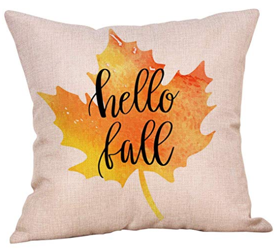 fall dorm decor ideas