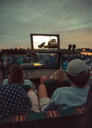 drive in movie bucket list