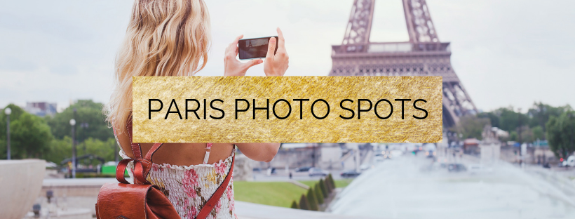 TOP 10 PHOTO SPOTS IN PARIS