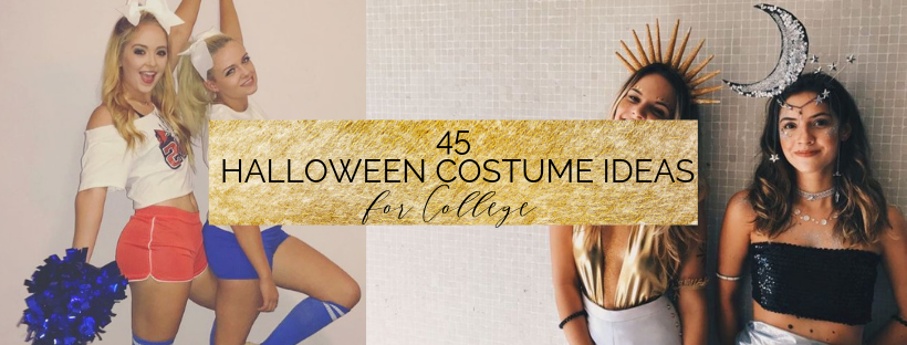45 Costume Ideas For College