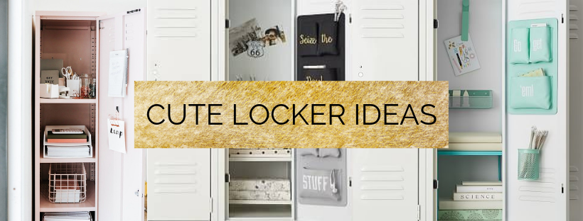 10 Cute Locker Ideas for Seniors