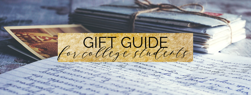 The Best Gift Guide for College Students