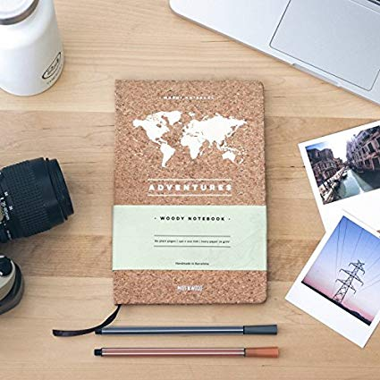 gift ideas on a budget- notebook