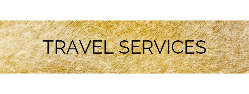 travel services recommendations