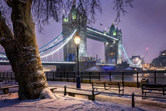christmas destinations on a budget: london