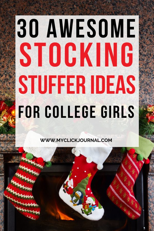 30 Stocking Stuffers For College Girls 2019 Myclickjournal
