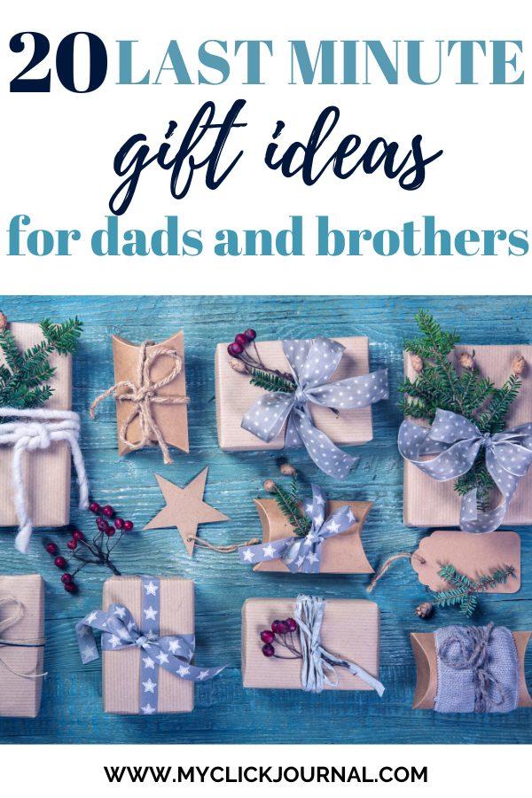 20 last minute gift ideas