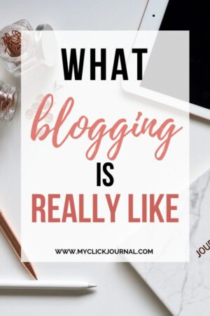 What Blogging is REALLY like | what I learned blogging in 2019 | things I've learned in my first 6 months of blogging