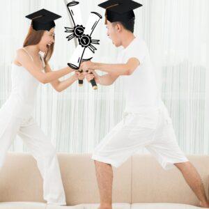 indoor graduation picture ideas