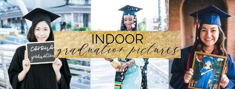 15 unique indoor graduation picture ideas