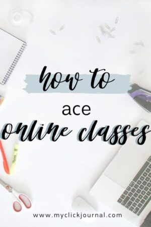 the ultimate guide to online classes