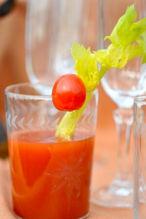 bloody mary cocktail recipe for halloween party