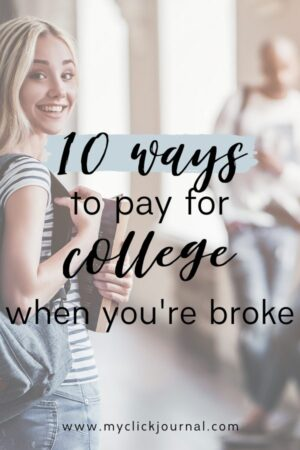 pay for college