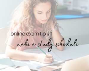 online exam tips | how to ace an online college exam | advice by a 4.0 student