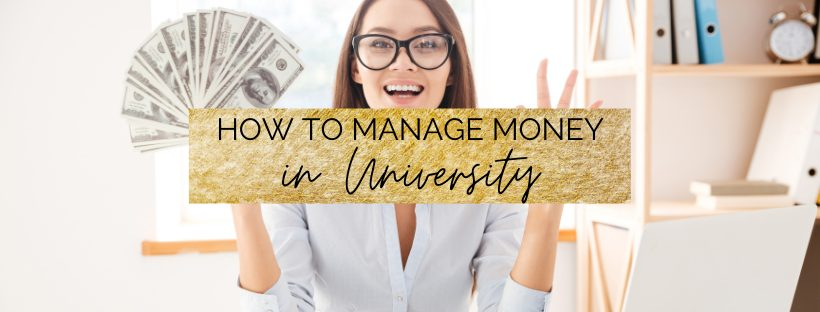 How to Manage Money in College and University | myclickjournal