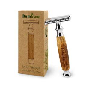 eco friendly gift ideas - safety razor