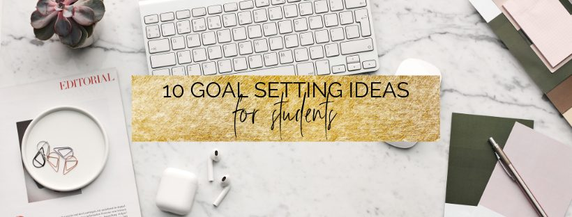 10 Goal Setting Ideas for New Year | myclickjournal