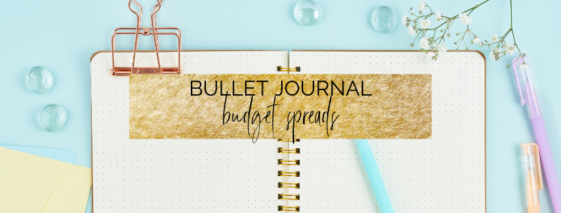 The Best Bullet Journal Budget Spreads for College
