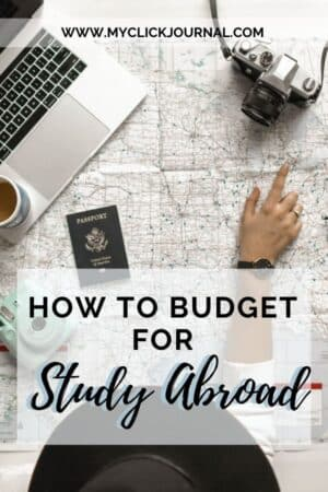 study abroad budget tips graphic 2