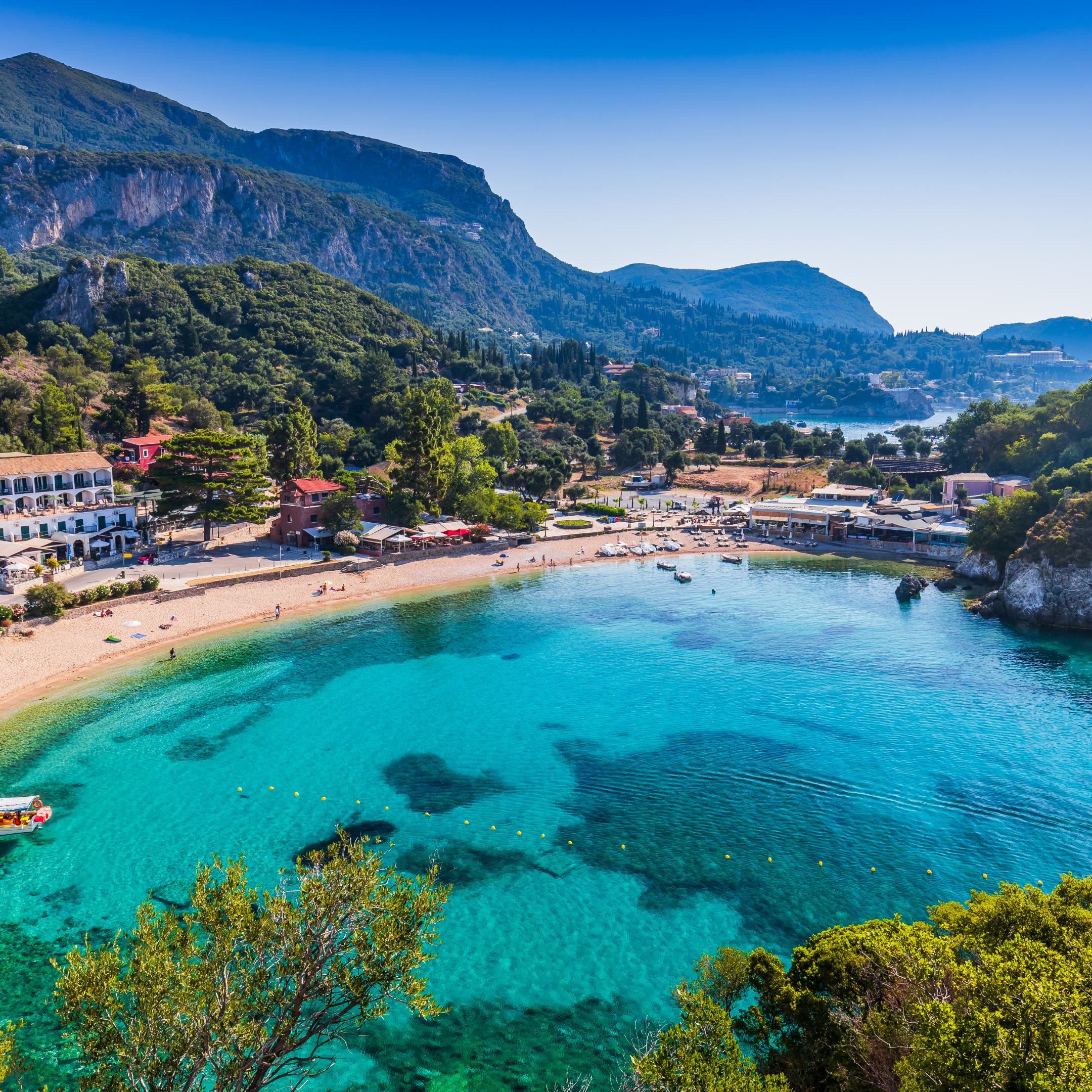 Corfu, Greece - 25 places to visit before turning 25
