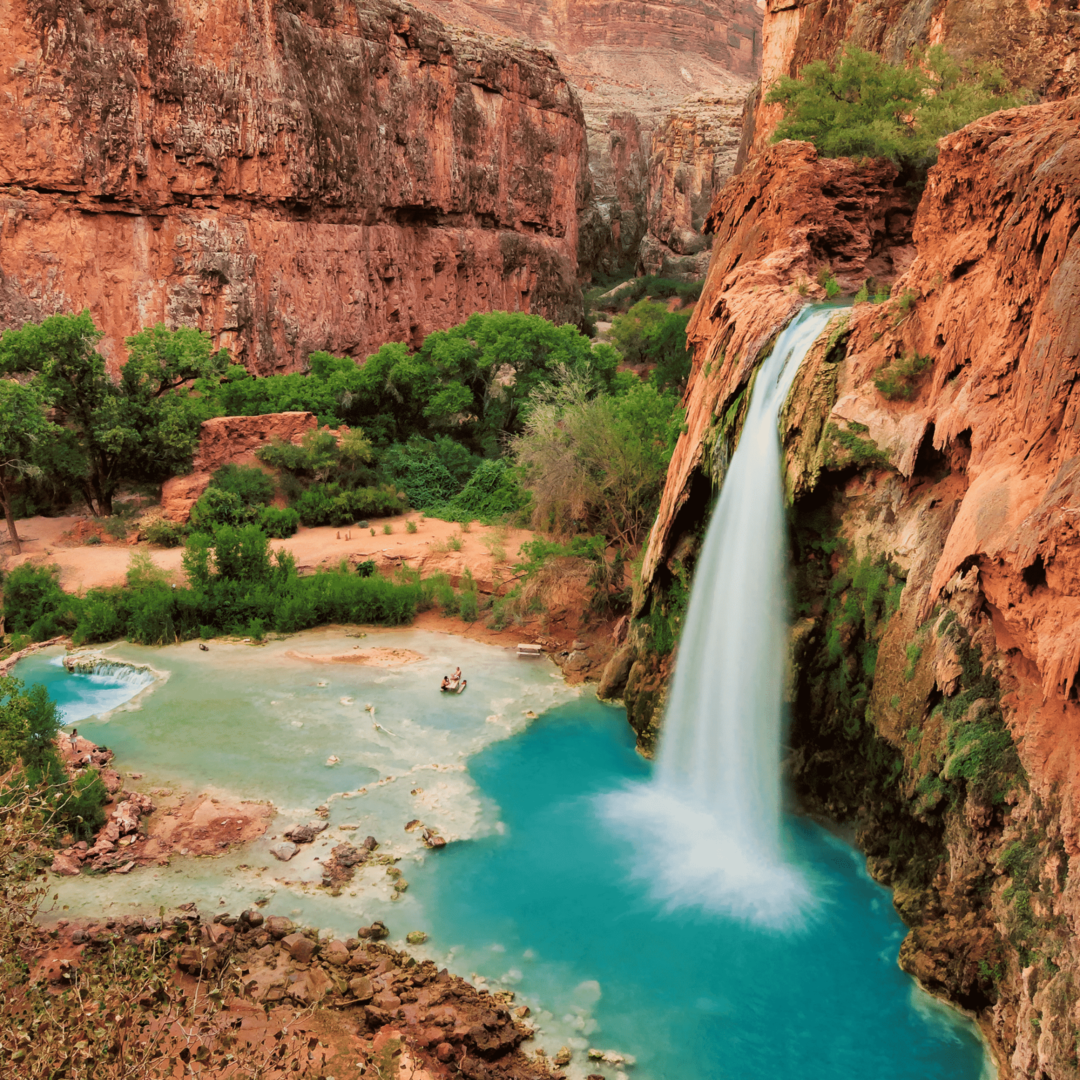 25 places to visit before turning 25   Supai, Arizona