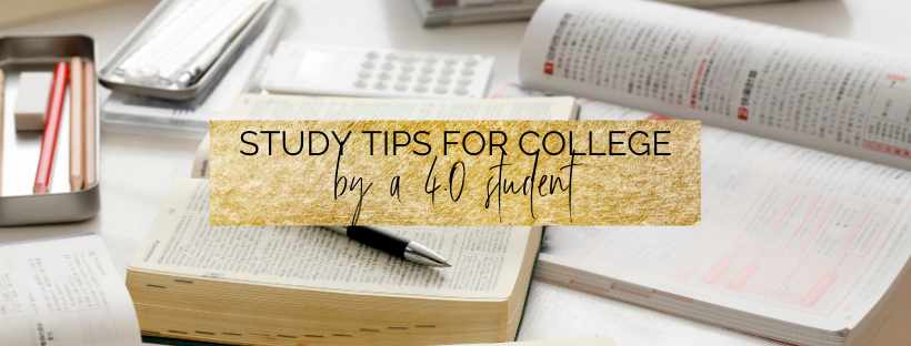 Study Tips for College by a 4.0 Student