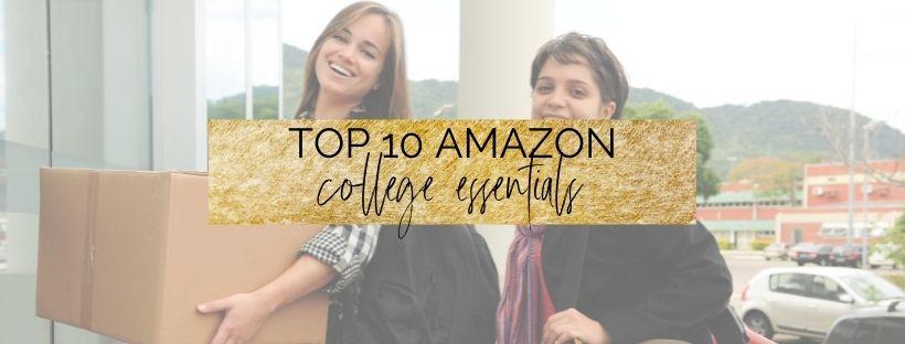 10 College Essentials On Amazon | myclickjournal