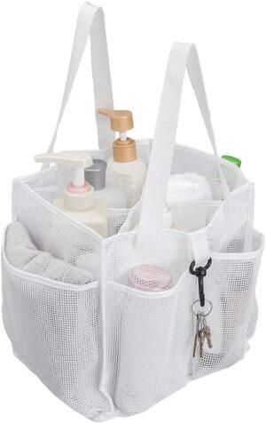 shower caddy college essentials