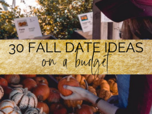 30 Fall Date Ideas On A Budget For College Students | myclickjournal
