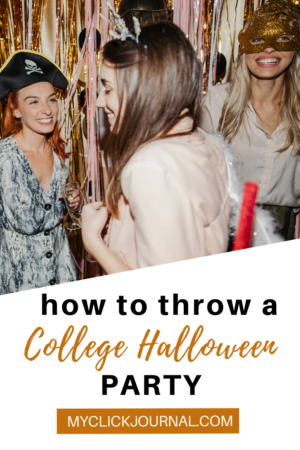 How to throw the best college halloween party on campus | myclickjournal