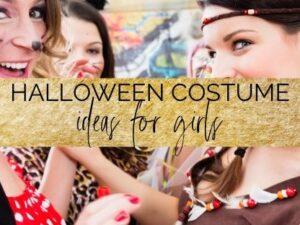 10 Popular Halloween Costumes Ideas for girls
