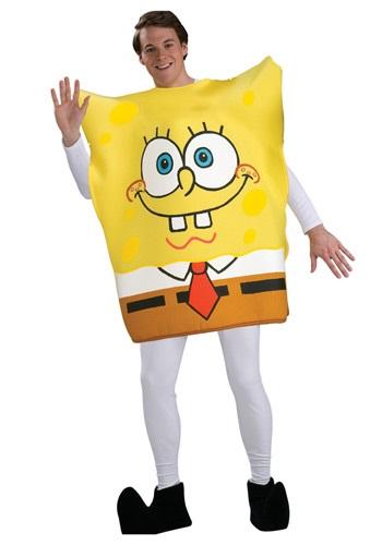 spongebob costume for best friends